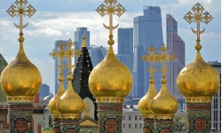 Rusko a zlato