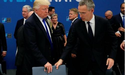 NATO a Trump FX24