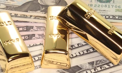Gold and USD FX24