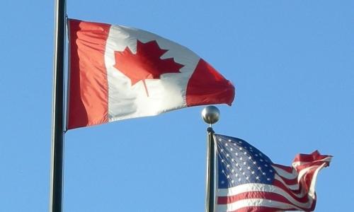 USA a Canada