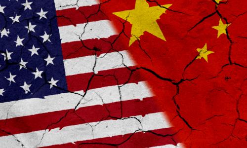 China and USA FX24
