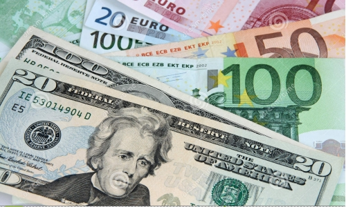 EUR and USD FX24