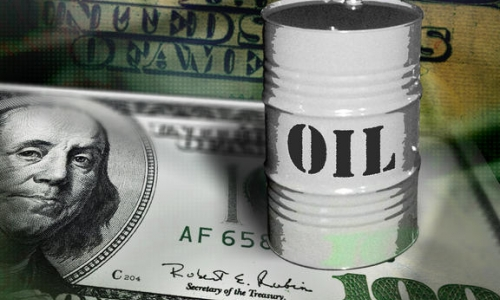 Oil and USD FX24