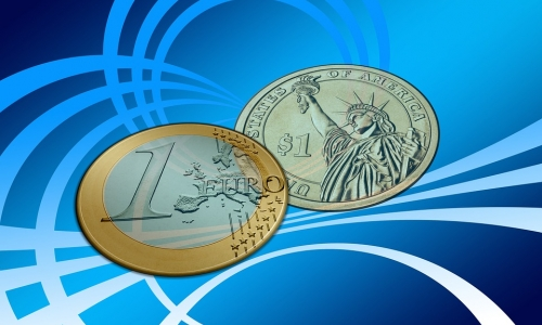 dollar and euro FX24