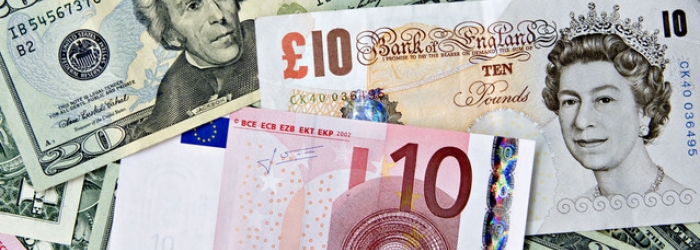 GBP USD EUR FX24