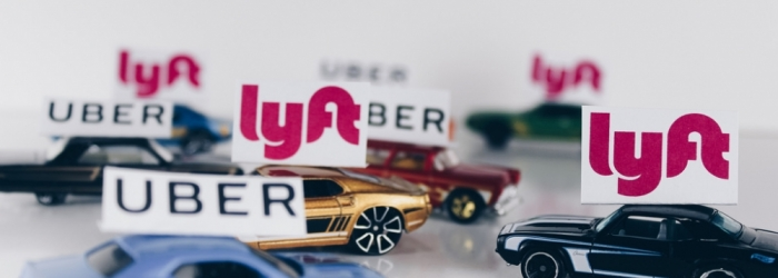 Lyft a Uber IPO